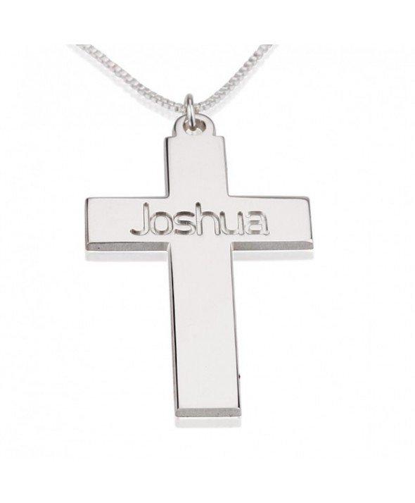 cruz grabada