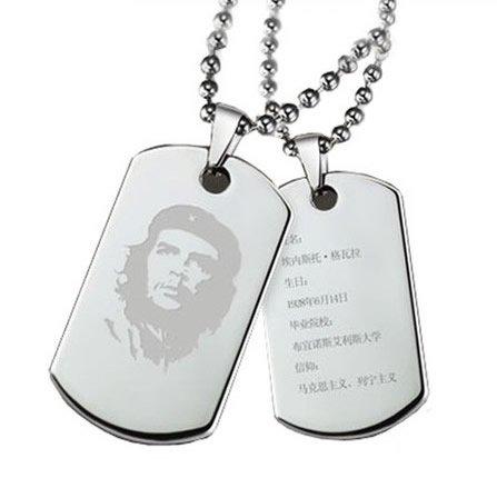 83b46c1e1bbc Chapas militares plata ♥ Colgantes militares ♥ Placas identificación