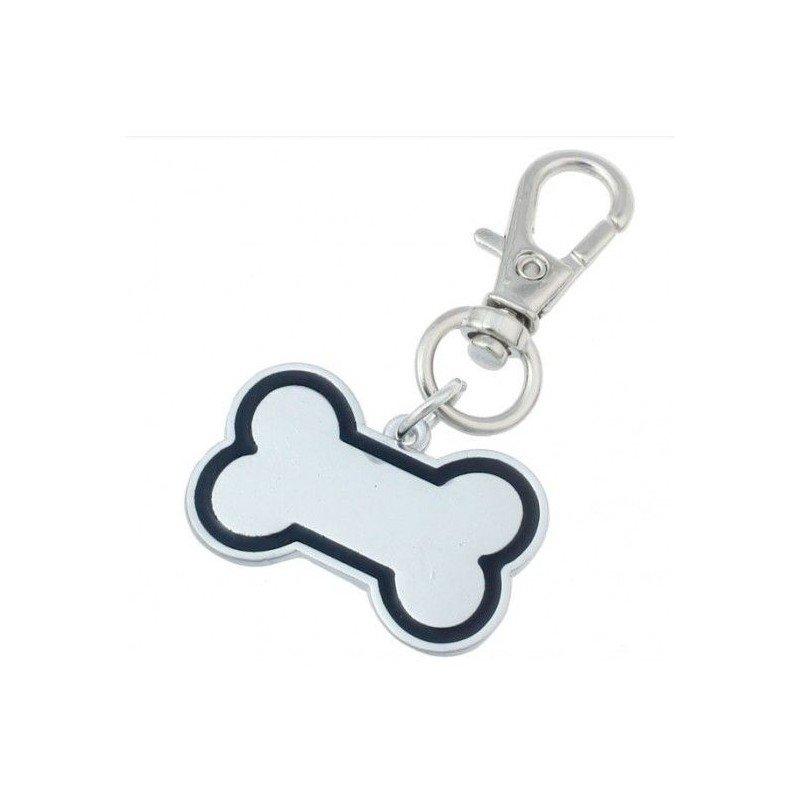 99d8f3031ce6 Colgantes identificación mascotas ♥ Chapas con nombre para perro
