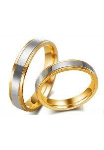 Alianza acero y oro, dos anchos disponibles