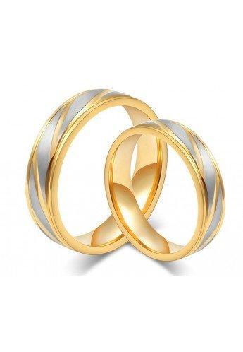 Alianza acero y oro