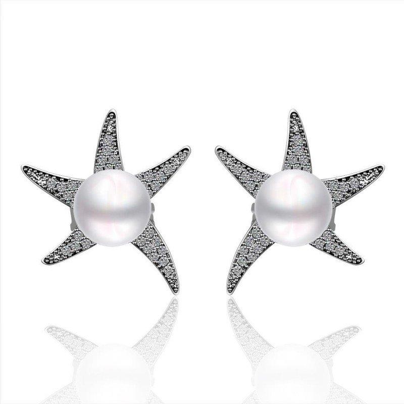 9e1abb340350 Pendientes perlas ♥ Pendientes perlas naturales ♥ Pendientes novia