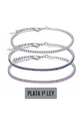 PULSERA WEDDING, PLATA DE LEY