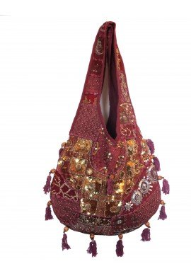 Bolso étnico hippie chic MAE WEST